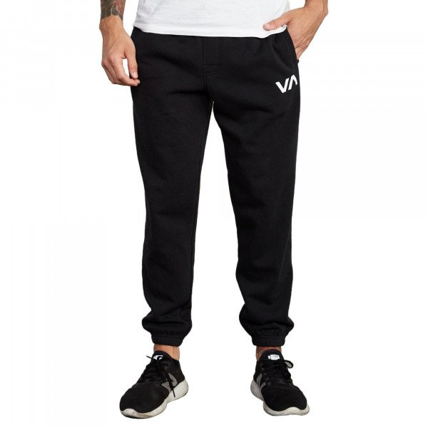 RVCA PANTS CAGE SWEATPANT II BLACK F19
