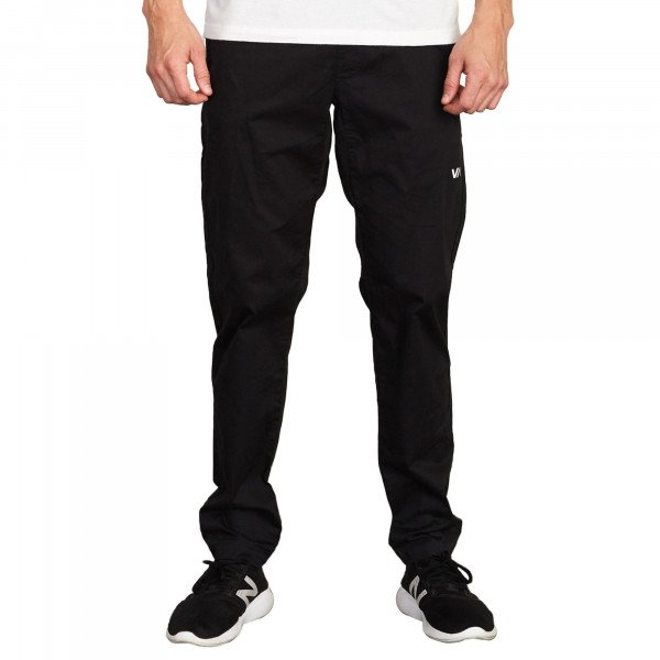 RVCA PANTS SPECTRUM PANT II BLACK F19