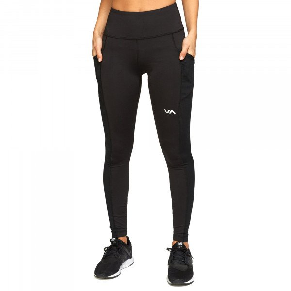 RVCA BIKSES ATOMIC LEGGING BLACK ECLIPSE F19