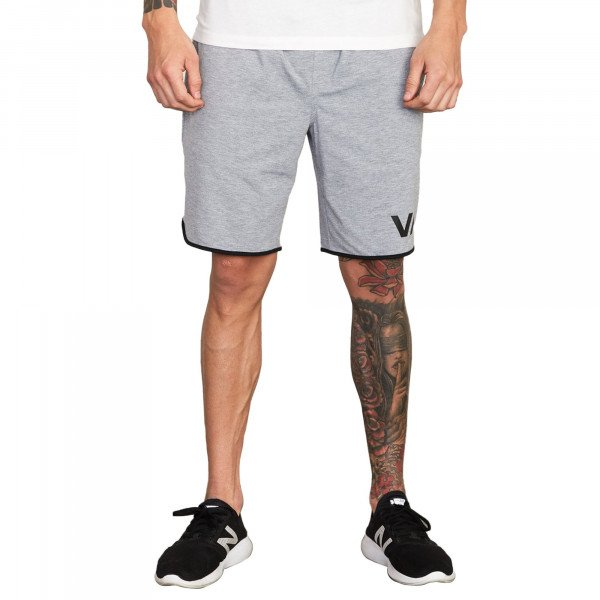 RVCA SHORTS VA SPORT SHORT II 20 ATHLETIC HEATHER F19