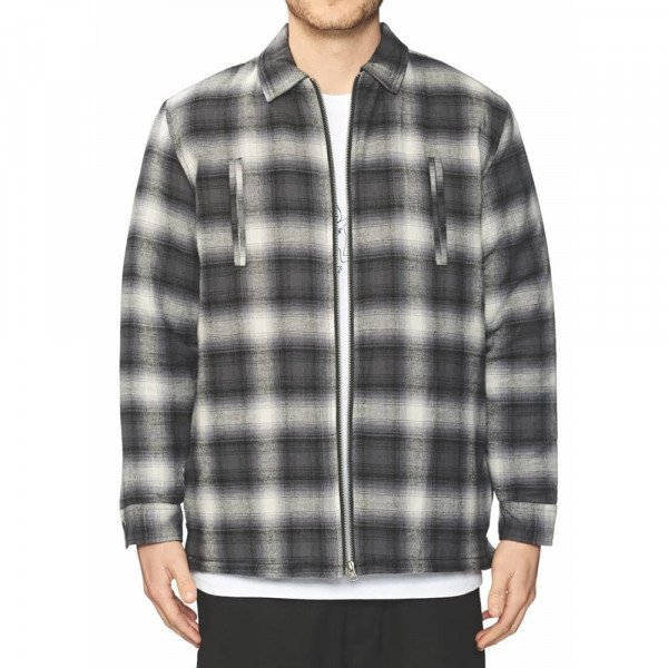 GLOBE JAKA APPLEYARD STASH JACKET SLATE GREY F19