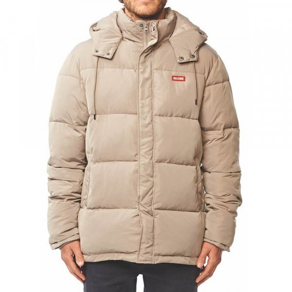 GLOBE JACKET IGNITE PUFFER JACKET SAND F19