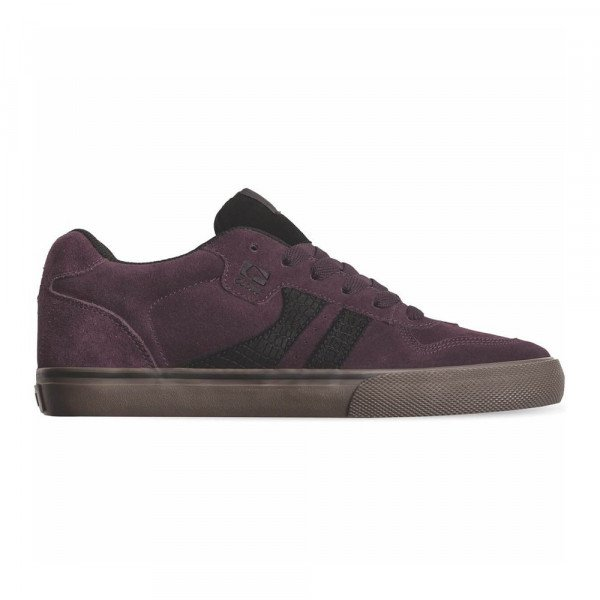 GLOBE SHOES ENCORE 2 PLUM CHOC GUM F19