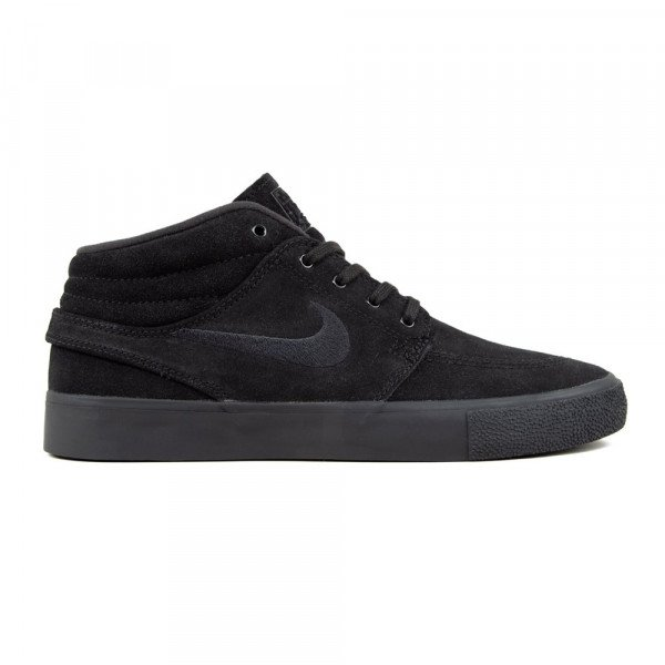 NIKE SHOES SB ZOOM JANOSKI MID RB BLACK BLACK BLACK F19
