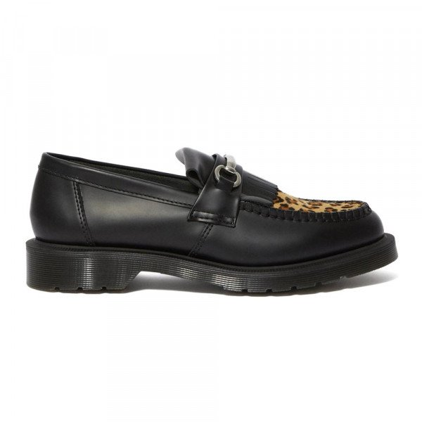 DR.MARTENS SHOES ADRIAN SNAFFLE BLACK