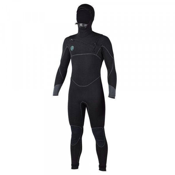 RIDE ENGINE WETSUIT APOC 5/4 FZ HOODED FULL F19