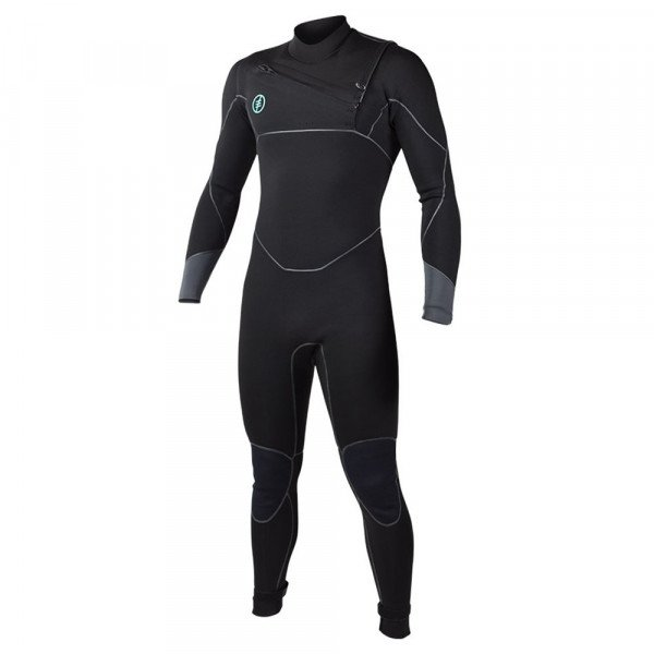 RIDE ENGINE WETSUIT APOC 4/3 FZ FULL F19