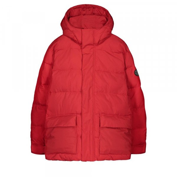 MAKIA JAKA BERG JACKET RED F19