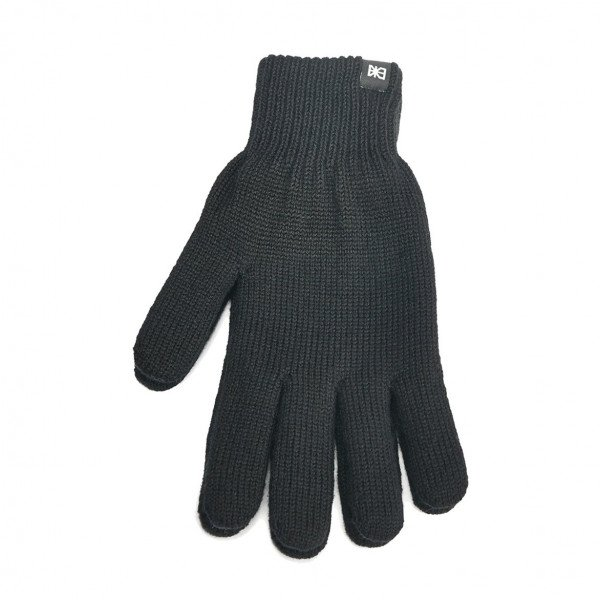 MAKIA CIMDI WOOL GLOVES BLACK F19