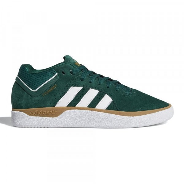 ADIDAS SHOES TYSHAWN COLLEGIATE GREEN F19