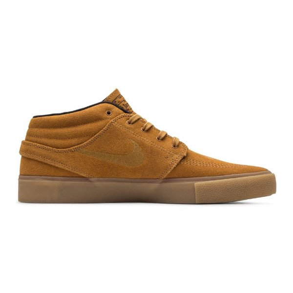 NIKE SHOES SB ZOOM JANOSKI MID RM WHEAT BLACK GUM F19