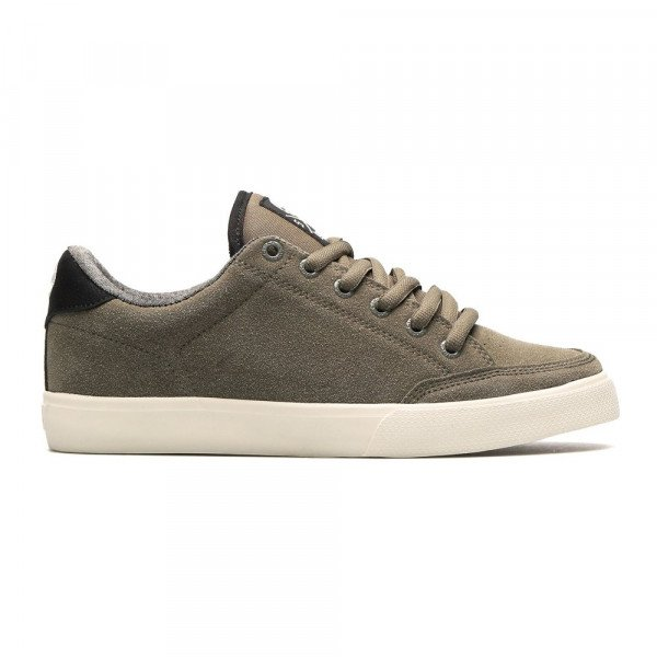 CIRCA SHOES LOPEZ 50 DUSTY OLIVE BLACK F19
