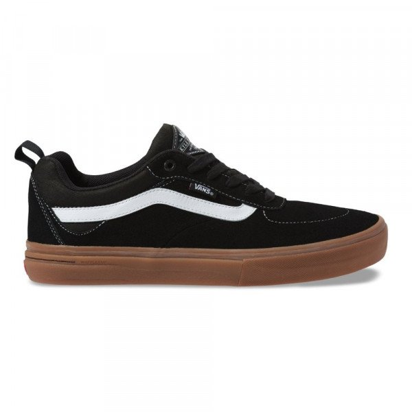VANS SHOES KYLE WALKER PRO BLACK GUM F19
