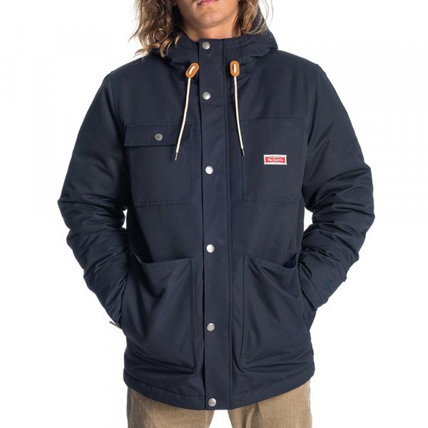 RIP CURL JAKA SALTWATER ANTI-SERIES JACKET DARK BLUE F19