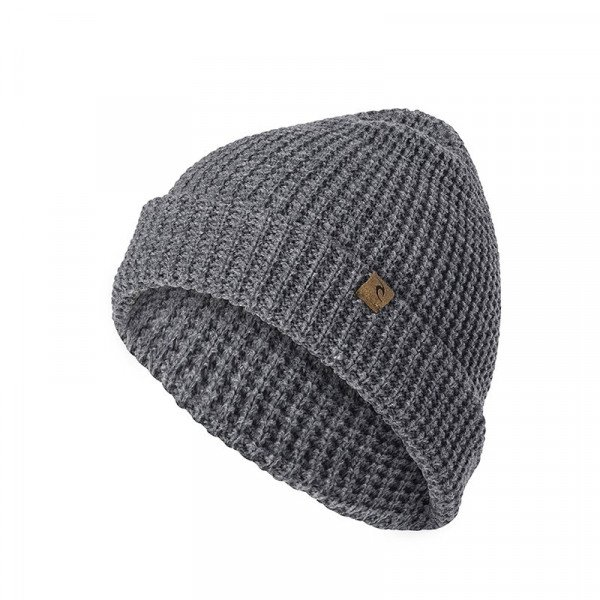 RIP CURL CEPURE SLOUCH BEANIE STEEL GREY F19