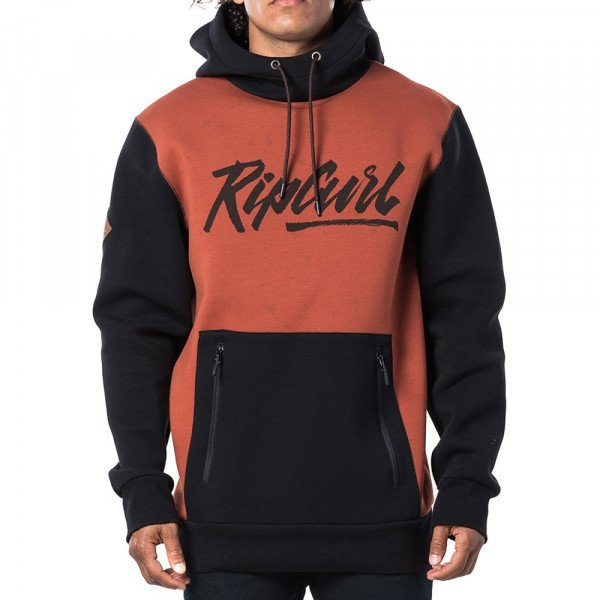 RIP CURL HOOD SEARCH FLEECE ARABIAN SPICE F19