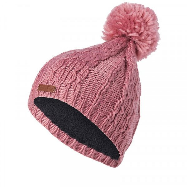 RIP CURL CEPURE PLAITY BEANIE JET PEACHES IN CREA F19