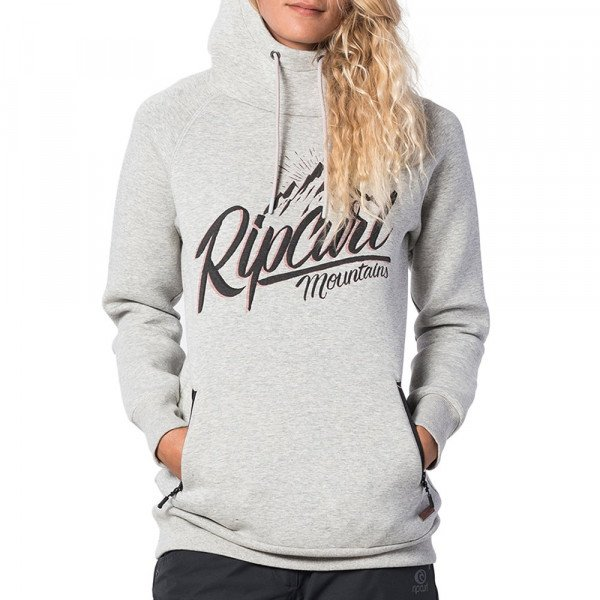 RIP CURL HOOD SEARCH W HIGH RISE F19