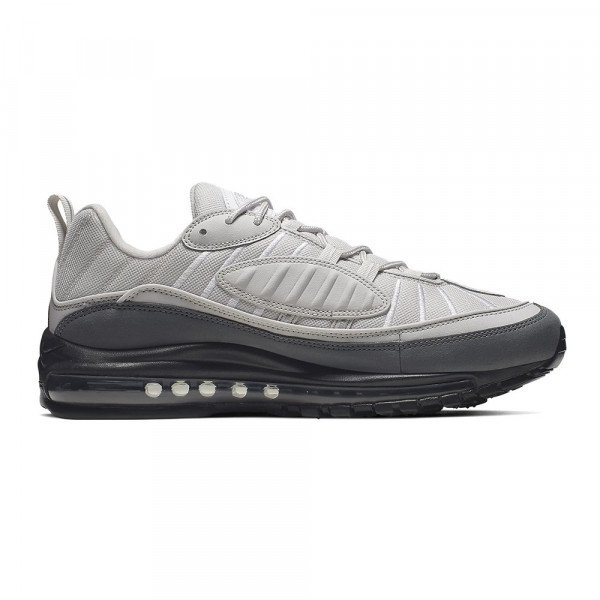 NIKE APAVI AIR MAX 98 WHITE VAST GREY F19