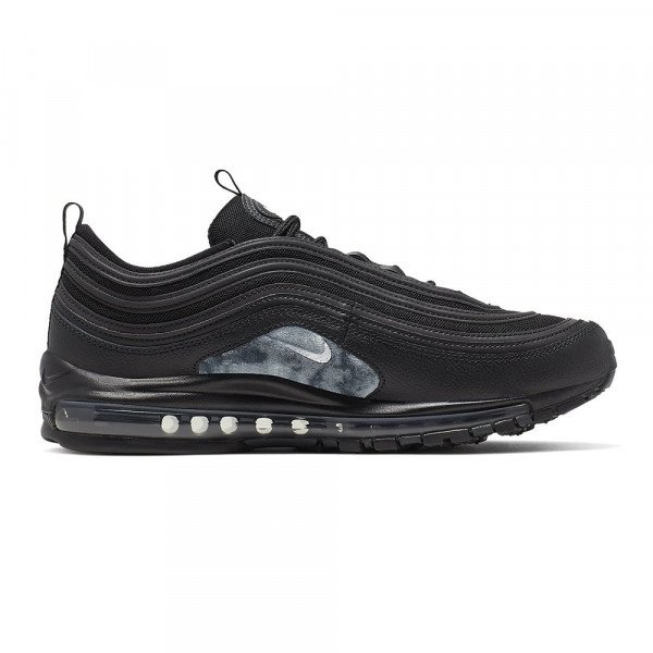 NIKE APAVI AIR MAX 97 BLACK WHITE ANTHRACITE F19