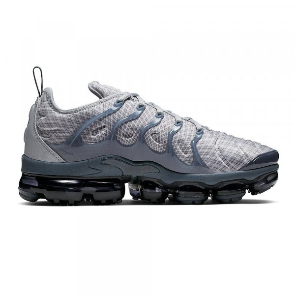 NIKE APAVI AIR VAPORMAX PLUS WOLF GREY WHITE F19