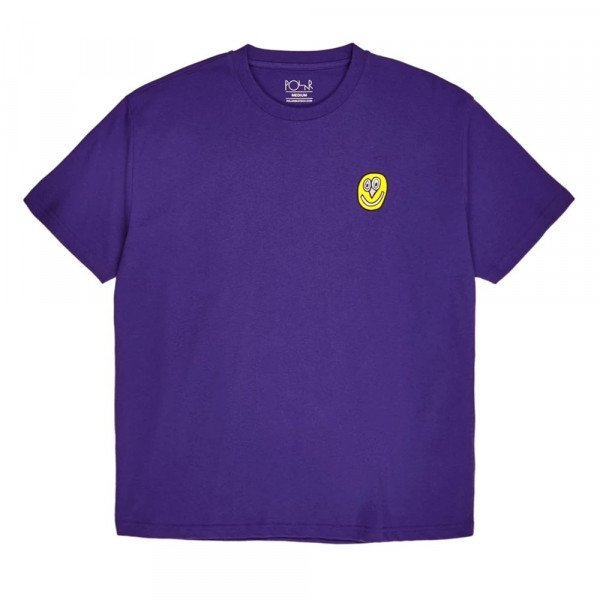 POLAR T-SHIRT ALIEN TEE BLUEISH PURPLE F19
