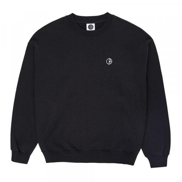 POLAR HOOD TEAM CREWNECK BLACK F19