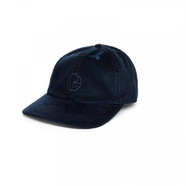 POLAR HAT CORD CAP POLICE BLUE F19