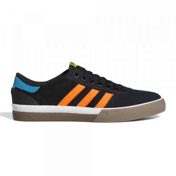 ADIDAS SHOES  LUCAS PREMIERE CORE BLACK SOLAR ORANGE F19