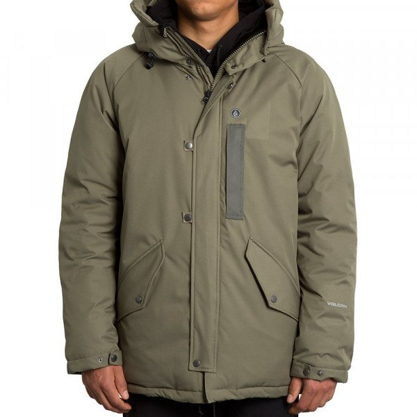 VOLCOM JAKA INTERZONE 5K JACKET ARC F19