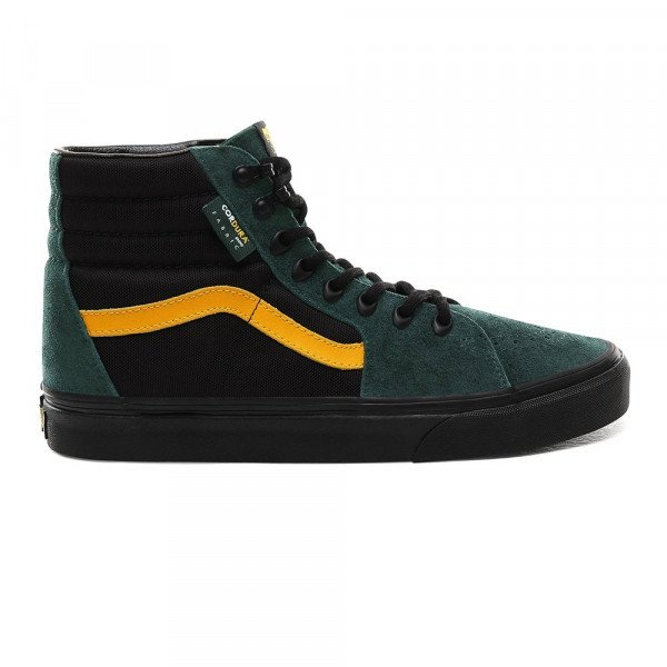 VANS SHOES SK8-HI (CORDURA) BLACK F19