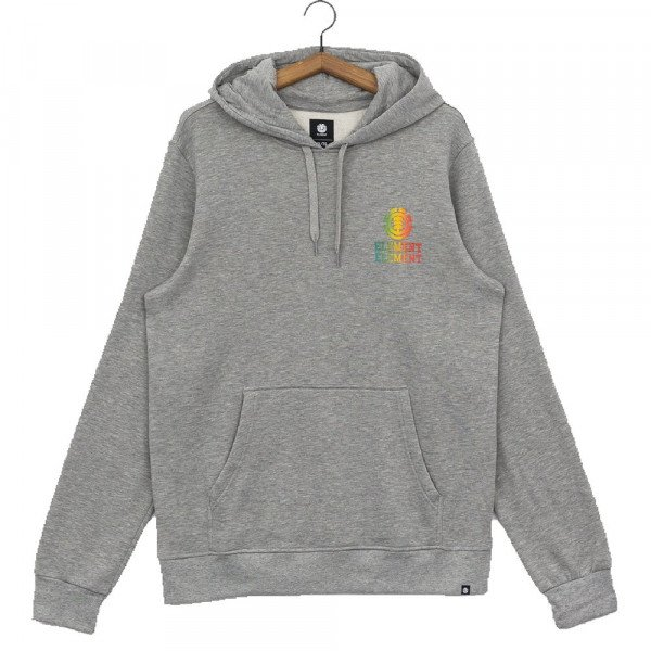 ELEMENT HOOD DROP HOOD GREY HEATHER F19