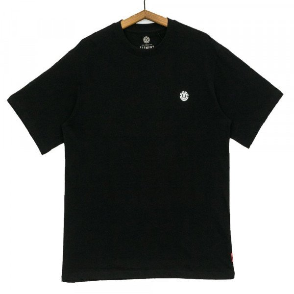 ELEMENT T-SHIRT SD SS TEE 2 FLINT BLACK F19