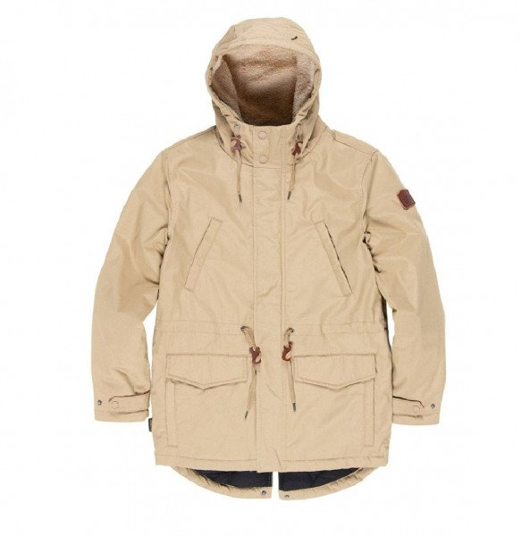 ELEMENT JACKET ROGHAN WOMEN DESERT KHAKI