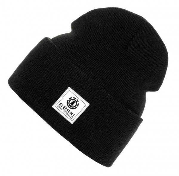 ELEMENT CEPURE DUSK II BEANIE FLINT BLACK F19