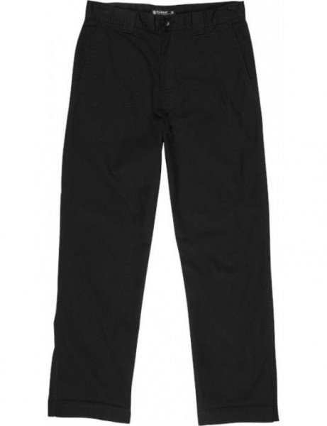 ELEMENT BIG CHINO PANT FLINT BLACK F19