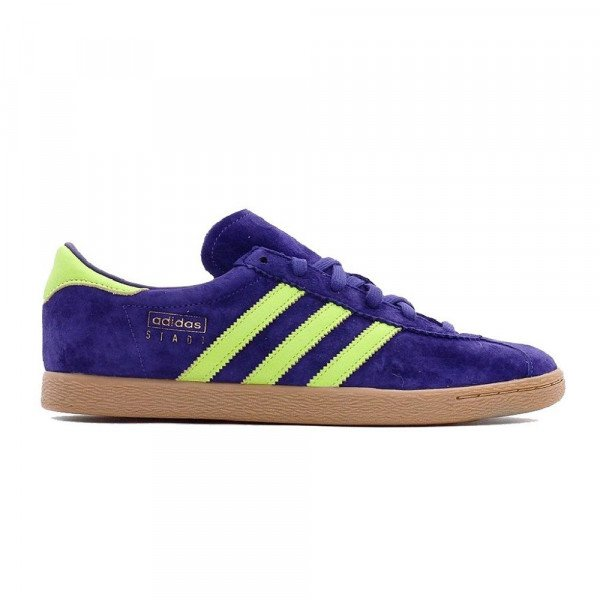 ADIDAS APAVI STADT REAL PURPLE SOLAR YELLOW F19