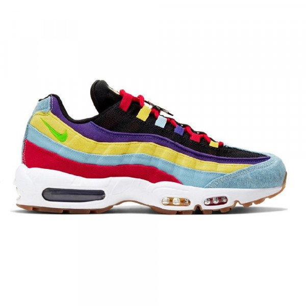NIKE APAVI AIR MAX 95 SP PSYCHIC BLUE F19