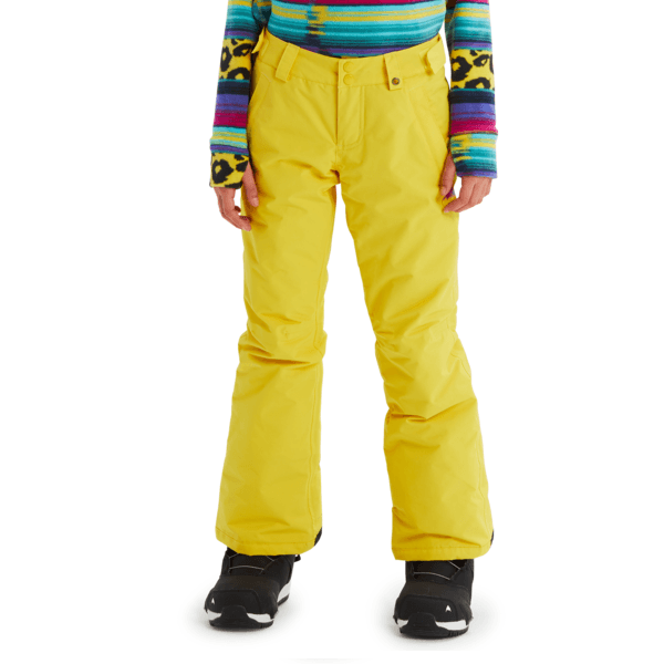 BURTON G SWEETART PANT MAIZE