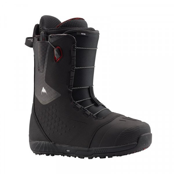 BURTON SNOWBOARD BOOTS ION BLACK RED W19
