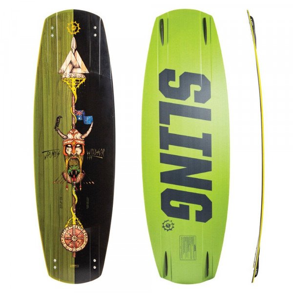 SLINGSHOT WAKEBOARD WINDSOR 2020