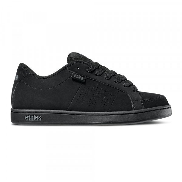 ETNIES SHOES  KINGPIN BLACK BLACK F19