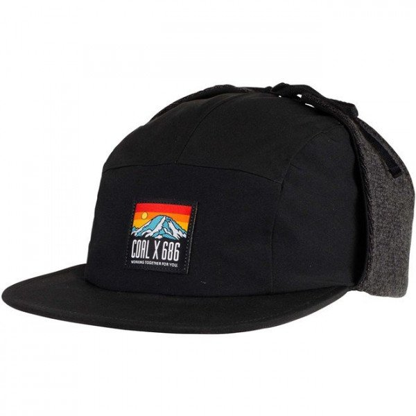COAL CEPURE THE PARADISE CAP BLACK F19