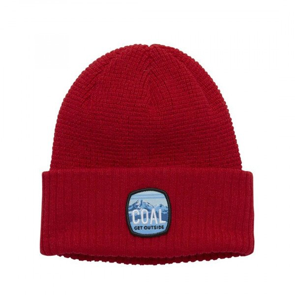 COAL BEANIE TUMALO BEANIE RED F19