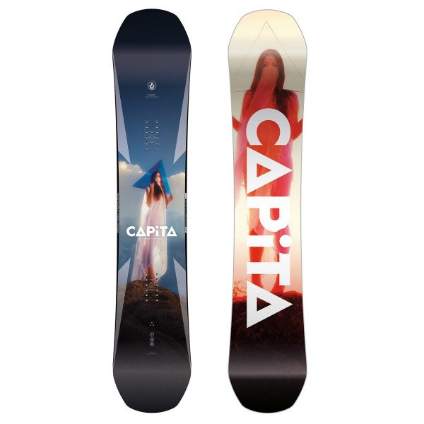 CAPITA SNOWBOARD DEFENDERS OF AWESOME W19