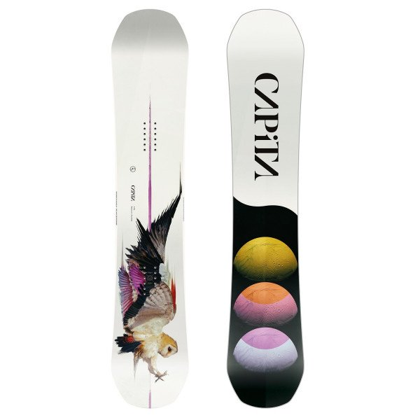 CAPITA SNOVBORDS BIRDS OF A FEATHER W19