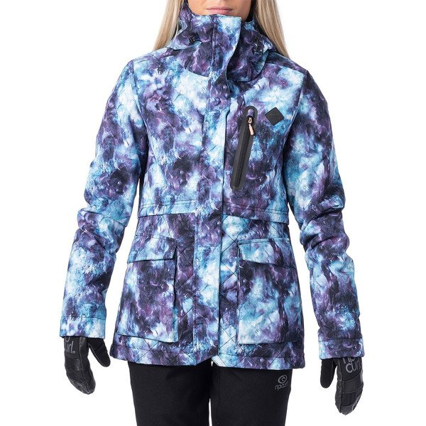 RIP CURL JAKA PARTICLE JACKET LEGION BLUE W19