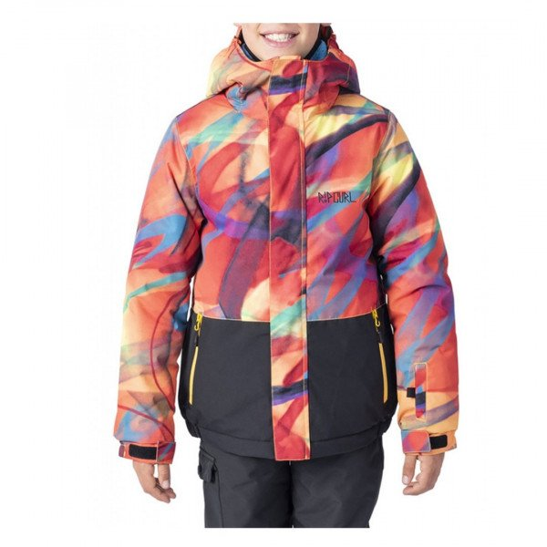 RIP CURL JACKET OLLY PTD JACKET KIDS FREESIA W19