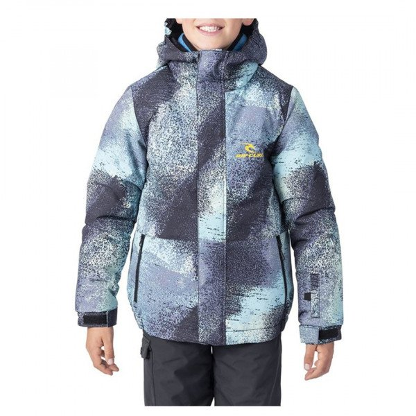 RIP CURL JACKET OLLY PTD JACKET KIDS SWEDISH BLUE W19