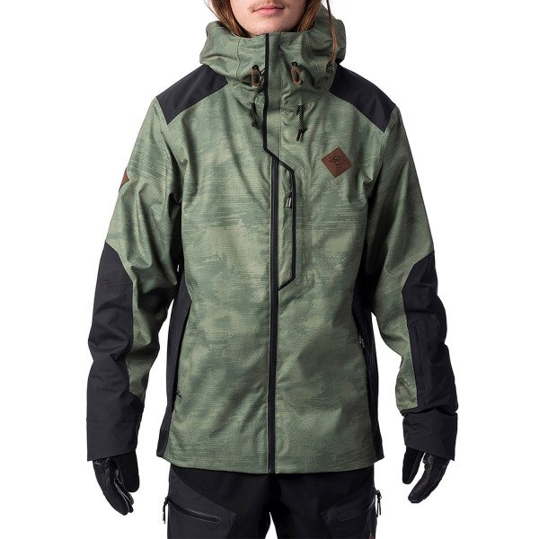 RIP CURL JAKA SEARCH JACKET LODEN GREEN W19